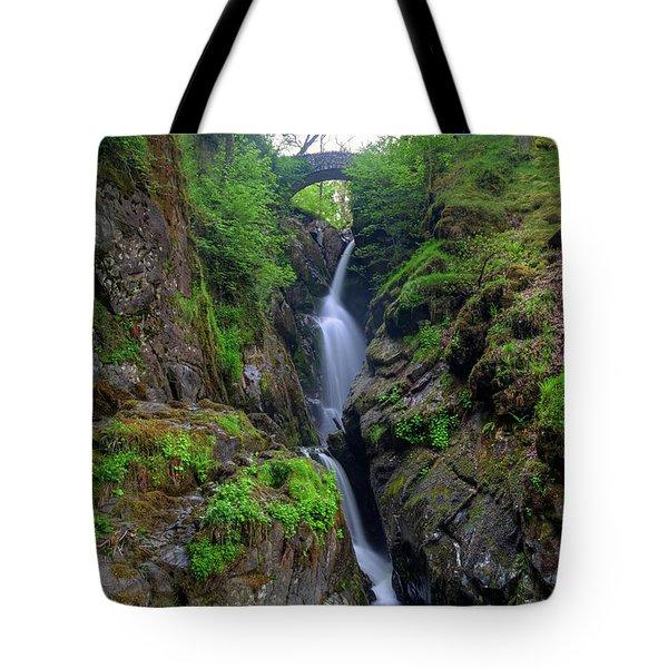 Aira Force - Lake District Tote Bag