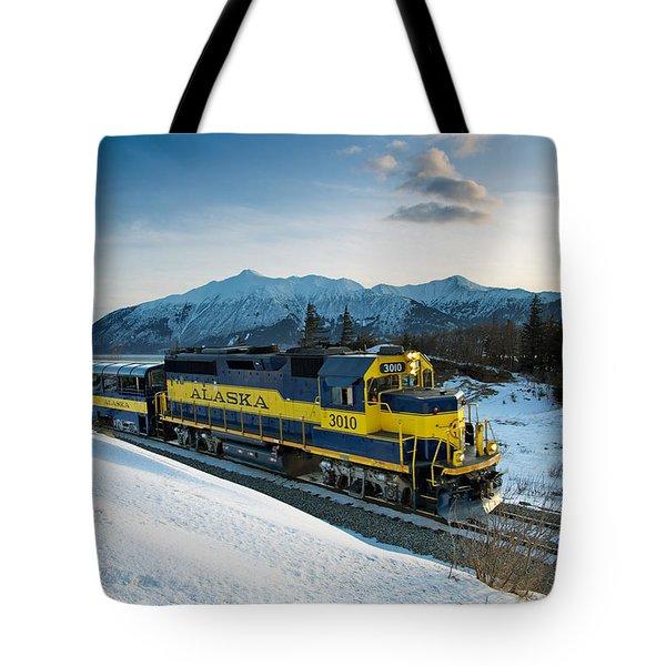 Alaska 3010 Tote Bag