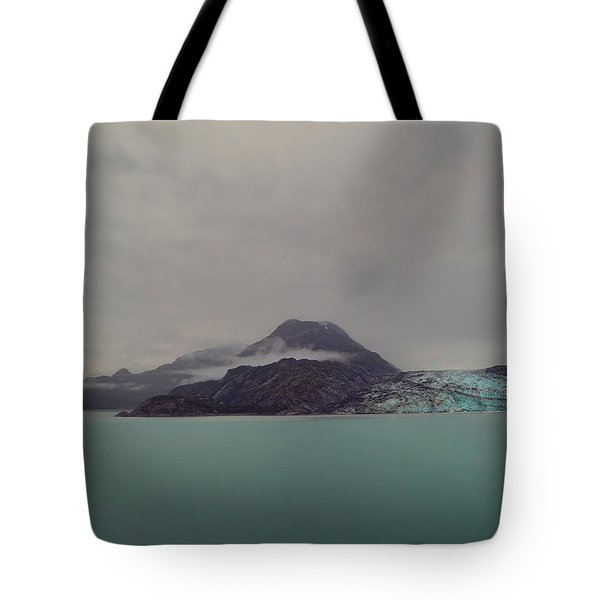 Tote Bag featuring the photograph Alaska by Lucian Capellaro