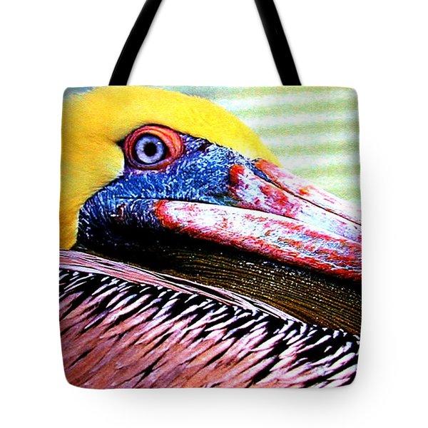 Albatross King Tote Bag