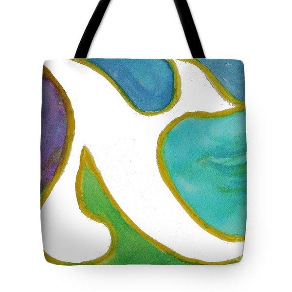 Aleph Alive Tote Bag