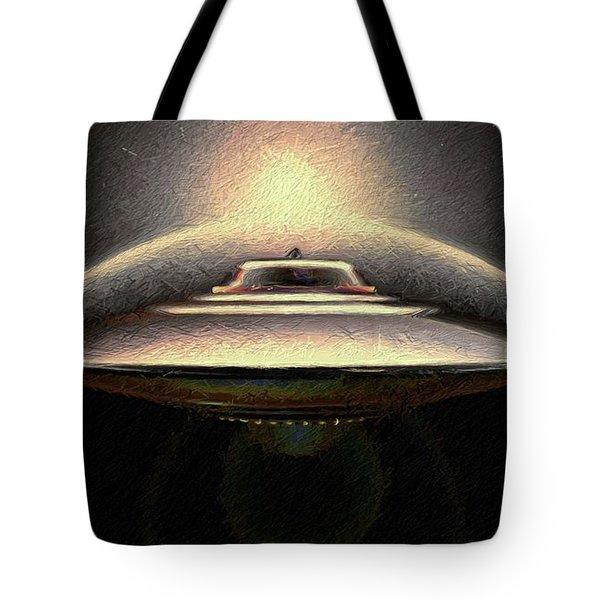 Aliens Rising By Raphael Terra Tote Bag