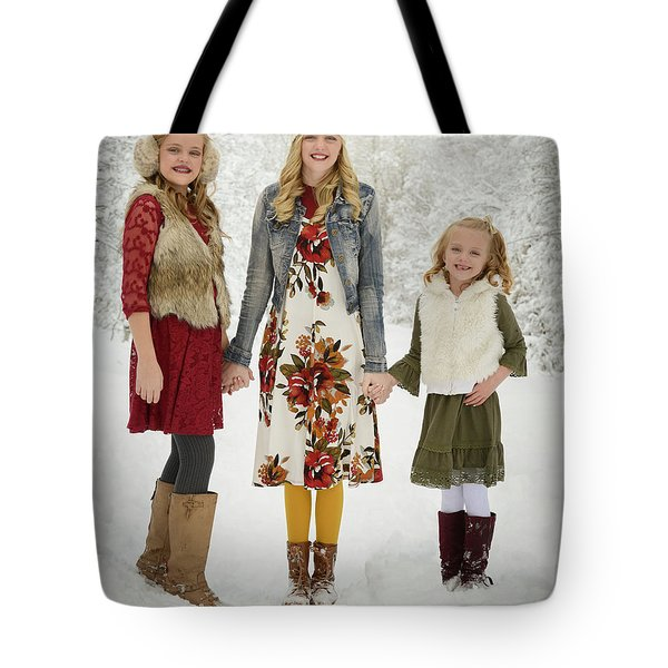 Alison's Family Tote Bag