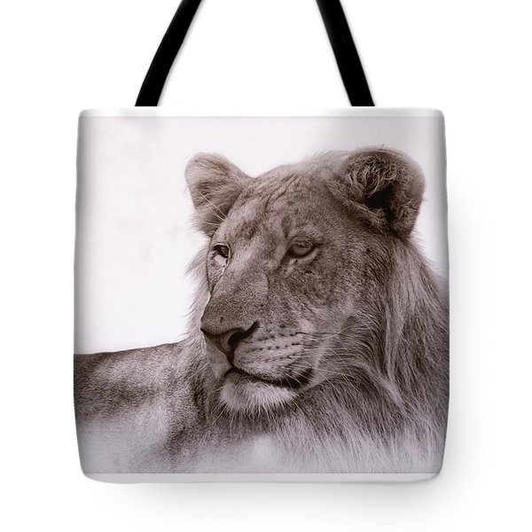 All Grown Up Tote Bag