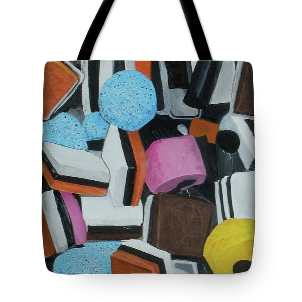 All Sorts Tote Bag by Betty-Anne McDonald