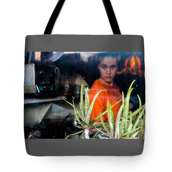 Al's Breakfast Tote Bag