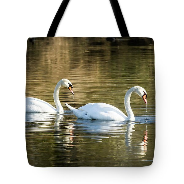 Always Together Wildlife Art By Kaylyn Franks Tote Bag