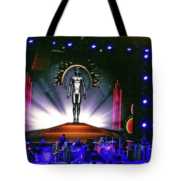 Amazing Journey. The Who  Tote Bag