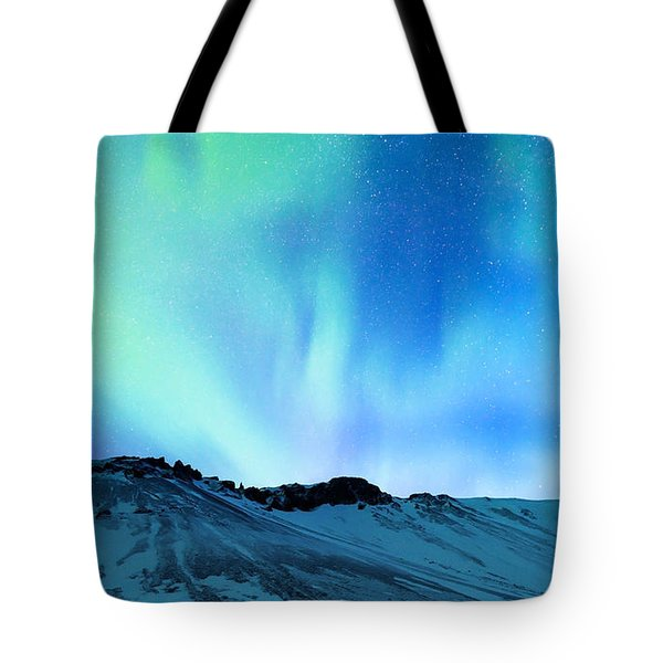 Amazing Northern Light Tote Bag