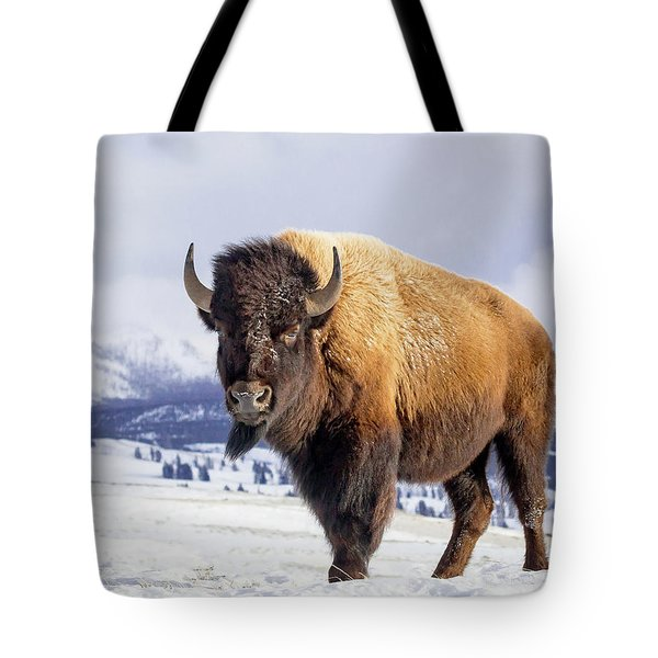 American Legend Tote Bag by Jack Bell