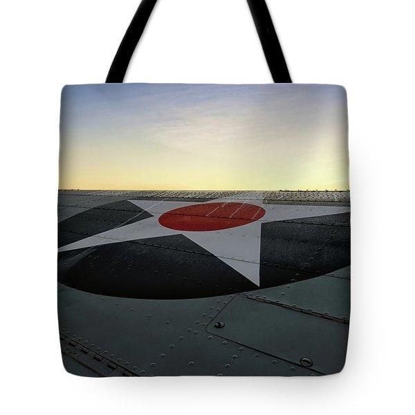 American Morning Tote Bag