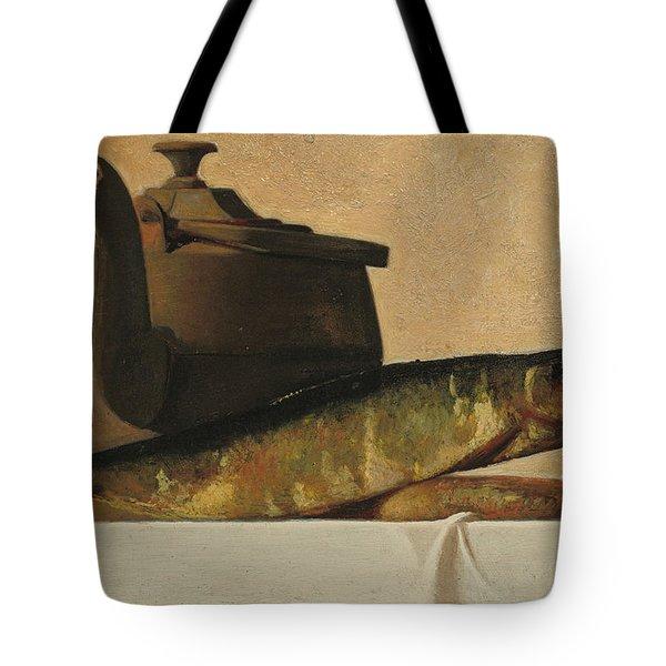 An English Breakfast Tote Bag