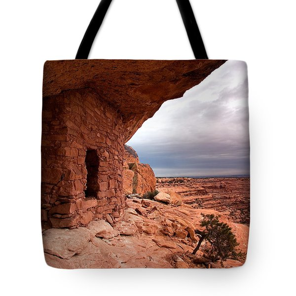 Ancient Storm Tote Bag