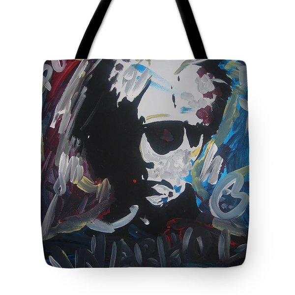 Andy Andy Tote Bag