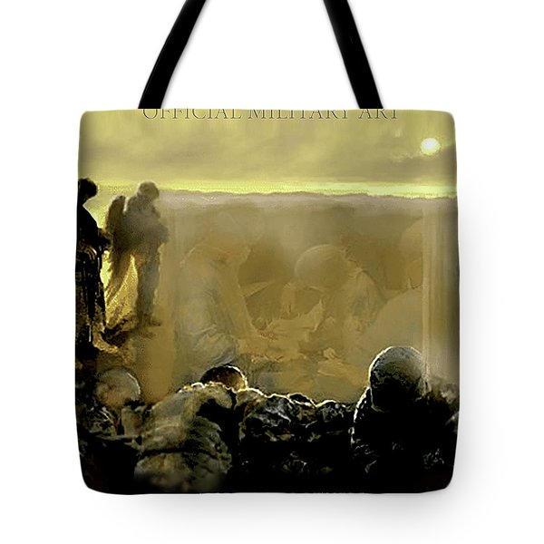 Angels And Brothers Tote Bag by Todd Krasovetz
