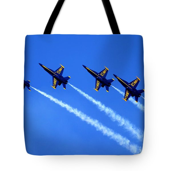 Angels Four Tote Bag