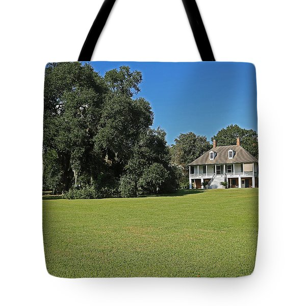 Antibellum Home Tote Bag