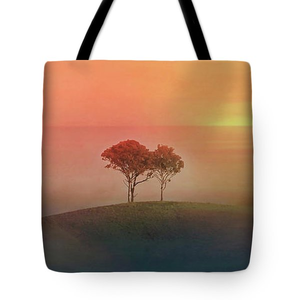 Tote Bag featuring the photograph After The Rain by Az Jackson