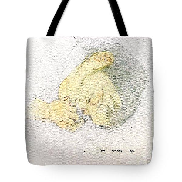 Ants Dream Tote Bag