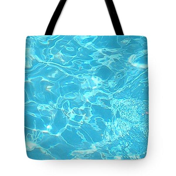 Aquatica Tote Bag by Maria Bonnier-Perez
