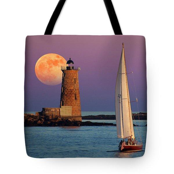 Arise  Tote Bag by Larry Landolfi