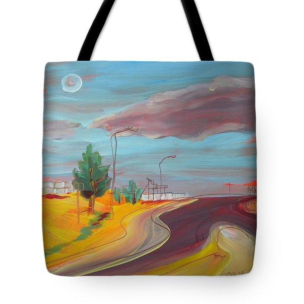 Arizona Highway 1 Tote Bag