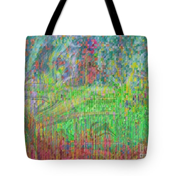 As The Wind Blows Tote Bag