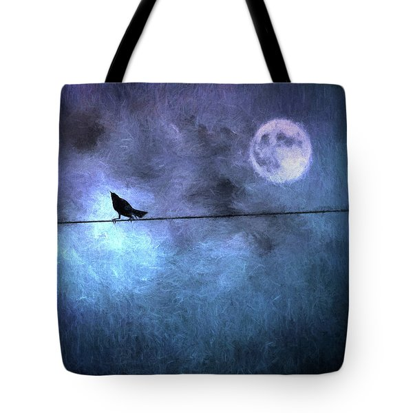 Tote Bag featuring the photograph Ask Me For The Moon by Jan Amiss Photography
