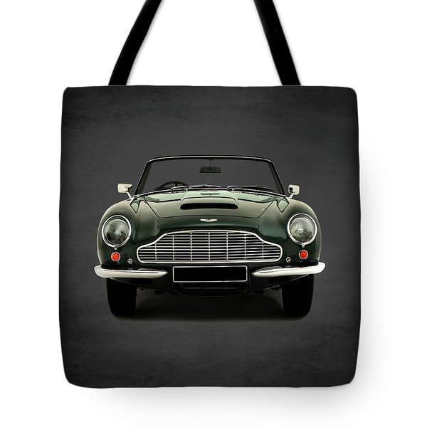 Aston Martin Db6 Tote Bag