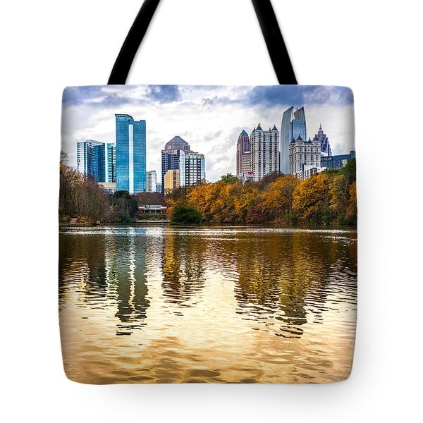 Atlanta - Usa Tote Bag