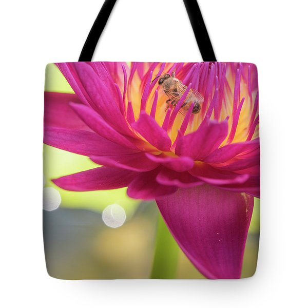 Attraction. Tote Bag