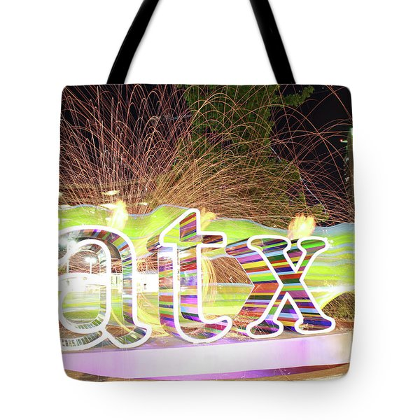 atx Tote Bag by Andrew Nourse