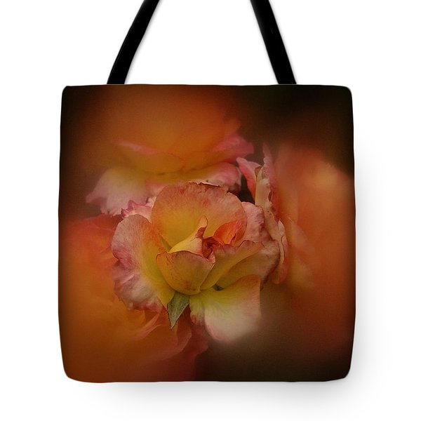 Tote Bag featuring the photograph Aug 2016 Rose by Richard Cummings
