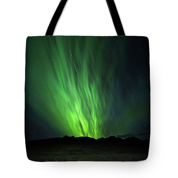 Aurora Rush Tote Bag
