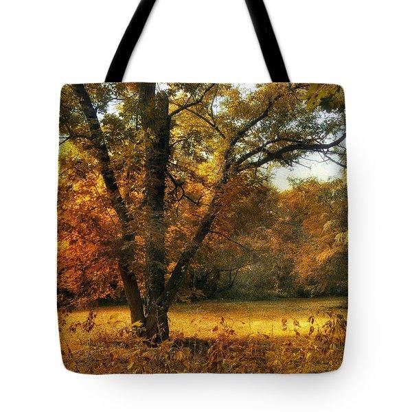Autumn Arises Tote Bag