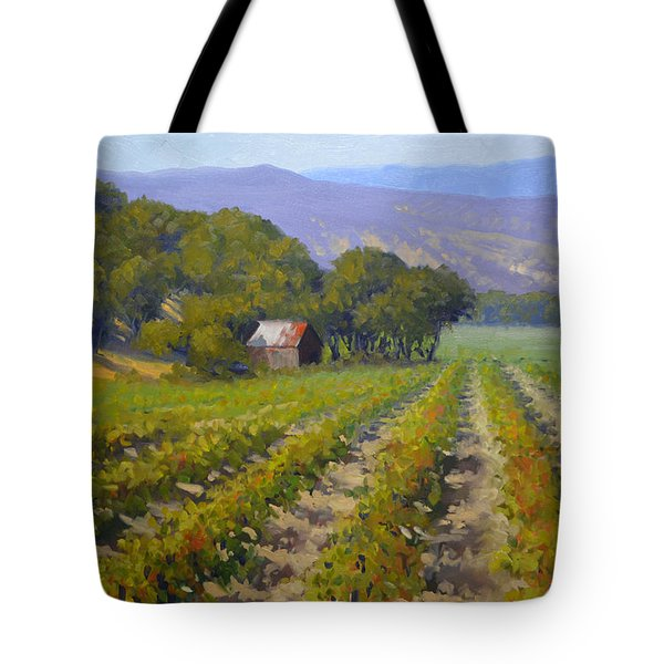 Autumn Vines Tote Bag