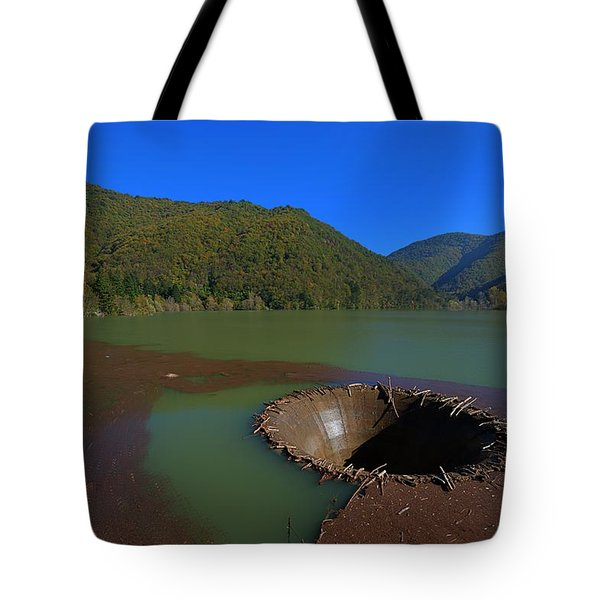 Tote Bag featuring the photograph Autunno In Liguria - Autumn In Liguria 1 by Enrico Pelos