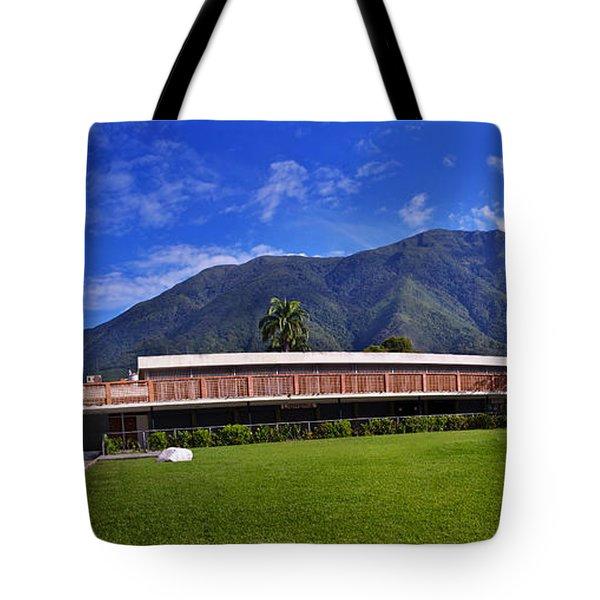 Avila Desde El San Ignacio Tote Bag