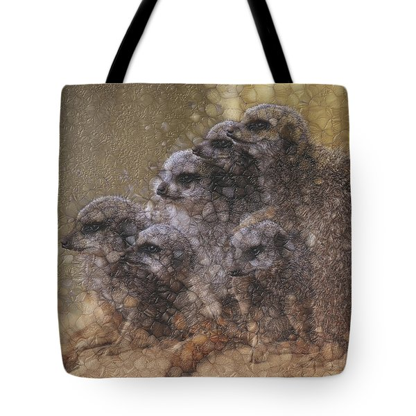Aware Tote Bag