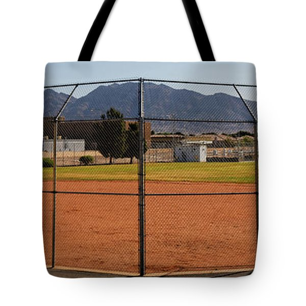 Away Game Tote Bag