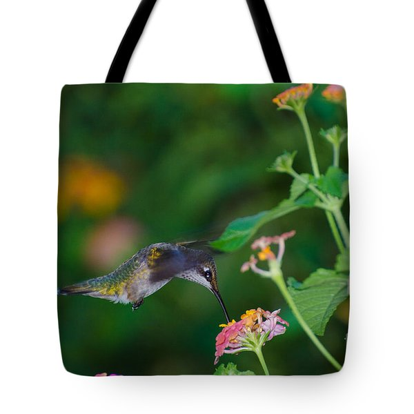 Awesome Beauty Tote Bag by Donna Brown