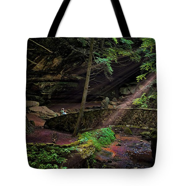 Awesome Way Tote Bag