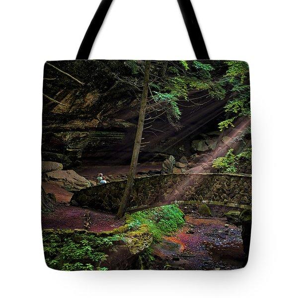 Awesome Way Tote Bag