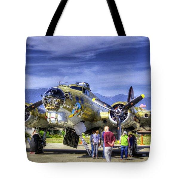 B-17 Tote Bag