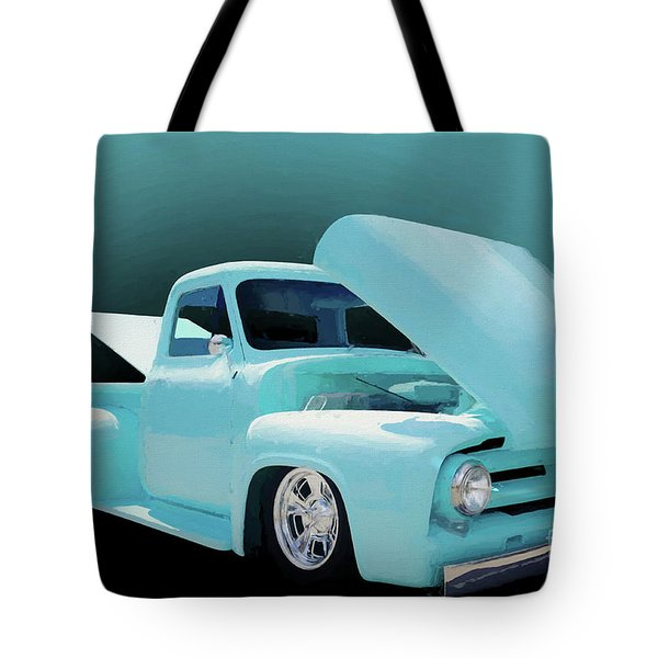 Tote Bag featuring the photograph Baby Blue 2 by Jim  Hatch