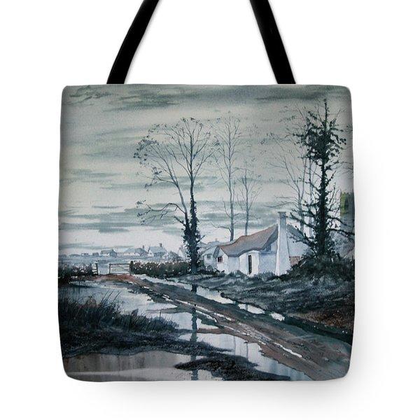 Back To Life Tote Bag