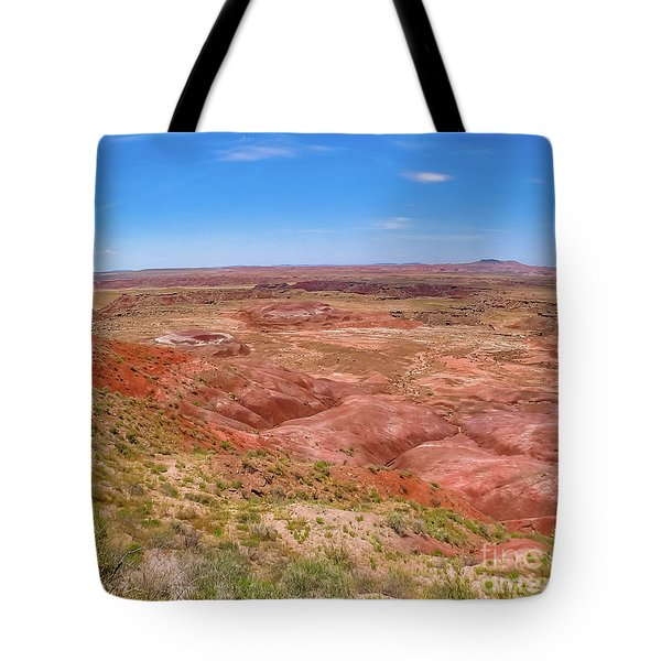 Tote Bag featuring the photograph Badlands South Dakota by Benny Marty