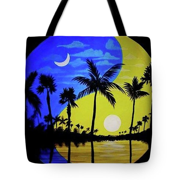 Badmoon Tote Bag