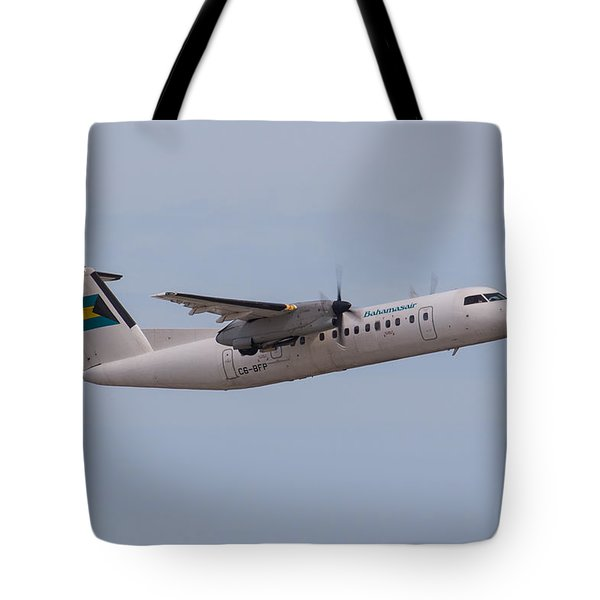 Bahamas Air Tote Bag