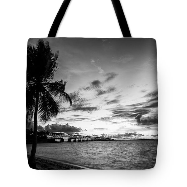 Bahia Honda State Park Sunset Tote Bag